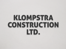 Klompstra Construction Limited