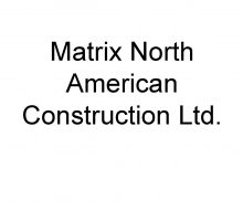 Matrix North American Construction Ltd.