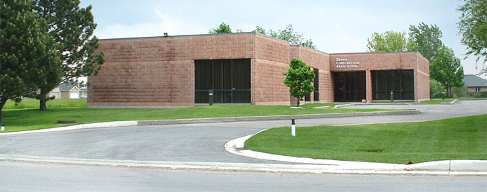 Sarnia Construction Association's Office Building